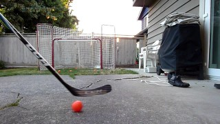 CCM Crossover Wood Hockey Stick Review